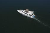 62 ft. Ferretti 590  Flybridge Boat Rental Los Angeles Image 8