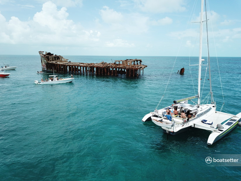 Rent a Dragonfly Boats ketch in Fort Lauderdale, FL near me
