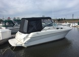 28 ft. Sea Ray Boats 270 Sundancer Cruiser Boat Rental Chicago Image 11