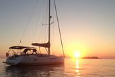 51 ft. Jeanneau Sailboats Sun Odyssey 54DS Cruiser Boat Rental Eivissa Image 2