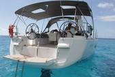 51 ft. Jeanneau Sailboats Sun Odyssey 54DS Cruiser Boat Rental Eivissa Image 4
