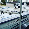 18 ft. Hydrasports Boats 1800 Center Console  Aluminum Fishing Boat Rental N Texas Gulf Coast Image 3