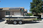 21 ft. MB Sports Boss 210 Ski And Wakeboard Boat Rental Rest of Southwest Image 2