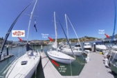 32 ft. Ericson 32 Sloop Boat Rental San Francisco Image 1
