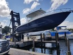 33 ft. Hydrasports Boats 3300 VX W/2-Z/LZ300 TUR Walkaround Boat Rental Miami Image 7
