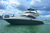 45 ft. Sea Ray Boats 44 Sedan Bridge Cruiser Boat Rental Miami Image 36
