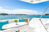 45 ft. Sea Ray Boats 44 Sedan Bridge Cruiser Boat Rental Miami Image 12