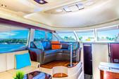 45 ft. Sea Ray Boats 44 Sedan Bridge Cruiser Boat Rental Miami Image 4