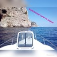 25 ft. Other GOBBI Cruiser Boat Rental Amalfi Image 27