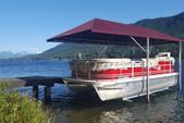20 ft. SunCatcher/G3 Boats V20C Vinyl w/F90LA Pontoon Boat Rental Seattle-Puget Sound Image 1