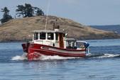 26 ft. Nordic Tugs Nordic Tug 26 Trawler Boat Rental Seattle-Puget Sound Image 9