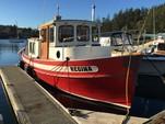 26 ft. Nordic Tugs Nordic Tug 26 Trawler Boat Rental Seattle-Puget Sound Image 7