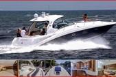 45 ft. Sea Ray Boats 44 Sundancer Express Cruiser Boat Rental Miami Image 12