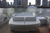71 ft. Azimut Yachts 68 Plus Express Cruiser Boat Rental New York Image 9