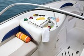 22 ft. Tahoe Boats 216 Walk Thru Bow Rider Boat Rental Chicago Image 2