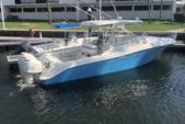 33 ft. Hydrasports Boats 3300 VX w/3-F225 TXR Cuddy Cabin Boat Rental Miami Image 5