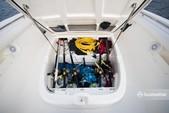 38 ft. Boston Whaler 370 Outrage w/3-300L6 Verado Joystick Center Console Boat Rental The Keys Image 14