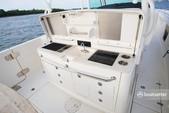 38 ft. Boston Whaler 370 Outrage w/3-300L6 Verado Joystick Center Console Boat Rental The Keys Image 3