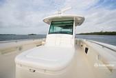 38 ft. Boston Whaler 370 Outrage w/3-300L6 Verado Joystick Center Console Boat Rental The Keys Image 7