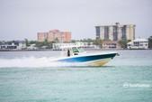 38 ft. Boston Whaler 370 Outrage w/3-300L6 Verado Joystick Center Console Boat Rental The Keys Image 10