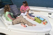 38 ft. Boston Whaler 370 Outrage w/3-300L6 Verado Joystick Center Console Boat Rental The Keys Image 13