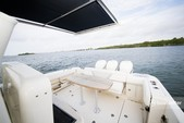 38 ft. Boston Whaler 370 Outrage w/3-300L6 Verado Joystick Center Console Boat Rental The Keys Image 24