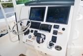 38 ft. Boston Whaler 370 Outrage w/3-300L6 Verado Joystick Center Console Boat Rental The Keys Image 25