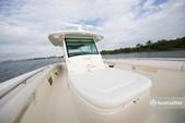 38 ft. Boston Whaler 370 Outrage w/3-300L6 Verado Joystick Center Console Boat Rental The Keys Image 27