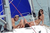40 ft. Jeanneau Sun Odyssey 409 Sloop Boat Rental Tampa Image 11