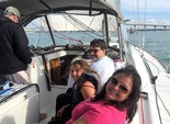 40 ft. Jeanneau Sun Odyssey 409 Sloop Boat Rental Tampa Image 18