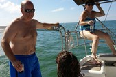 40 ft. Jeanneau Sun Odyssey 409 Sloop Boat Rental Tampa Image 30