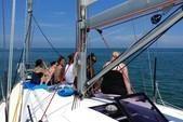 40 ft. Jeanneau Sailboats Sun Odyssey 409 Cruiser Boat Rental Tampa Image 45