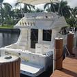 38 ft. Silverton Marine 34 Convertible Convertible Boat Rental Miami Image 2