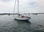 34 ft. Tartan Yachts 34 Cruiser Racer Boat Rental Boston Image 3