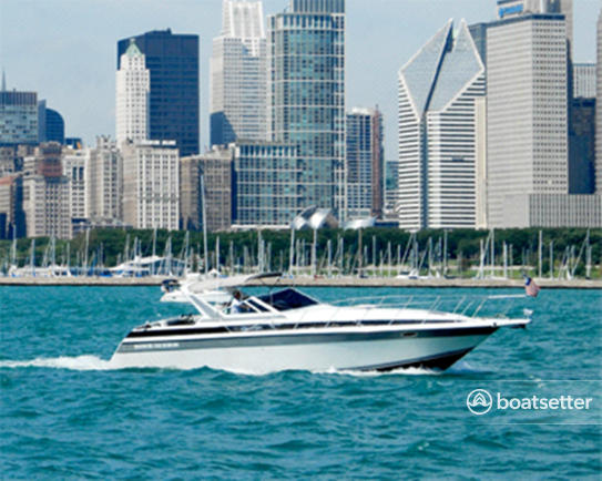 Rent a Chris Craft cruiser in Chicago, IL near me