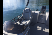 22 ft. Regency Pontoon 254 LE3 Regency w/250L Verado Pontoon Boat Rental Seattle-Puget Sound Image 6