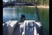 22 ft. Regency Pontoon 254 LE3 Regency w/250L Verado Pontoon Boat Rental Seattle-Puget Sound Image 8