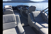 22 ft. Regency Pontoon 254 LE3 Regency w/250L Verado Pontoon Boat Rental Seattle-Puget Sound Image 9