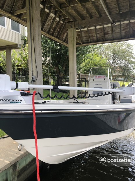 Rent a Pathfinder Boats center console in La Marque, TX near me