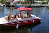 20 ft. Tahoe by Tracker Marine 195 I/O Deck Boat Boat Rental Miami Image 1