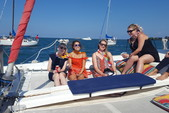 38 ft. Lagoon Boats catamaran Catamaran Boat Rental Chicago Image 13