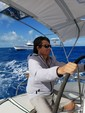 40 ft. Beneteau USA Oceanis 400 Cruiser Boat Rental Miami Image 5
