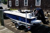 18 ft. Bayliner Element XL 4-S Mercury  Deck Boat Boat Rental Boston Image 1