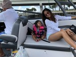 24 ft. Yamaha AR240 High Output  Bow Rider Boat Rental West Palm Beach  Image 3