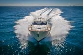 44 ft. Mochi Craft Dolphin 44 Motor Yacht Boat Rental Miami Image 7
