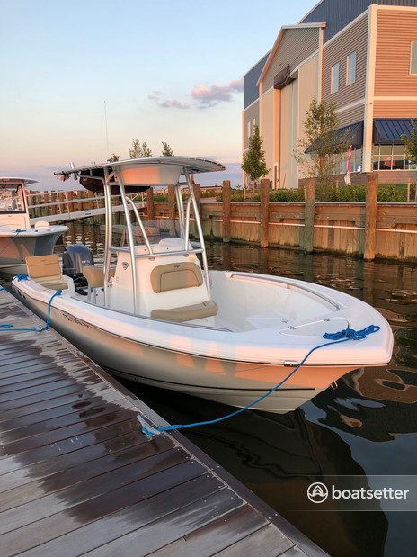 Rent a TideWater Boats center console in Crownsville, MD near me