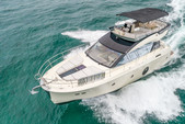 50 ft. Other Monte Carlo Flybridge Boat Rental Miami Image 5