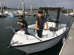 22 ft. Thresher Center Console Center Console Boat Rental San Diego Image 1