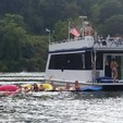 42 ft. Catamaran Cruiser 14x42 Aqua Cruiser Houseboat Boat Rental Washington DC Image 14
