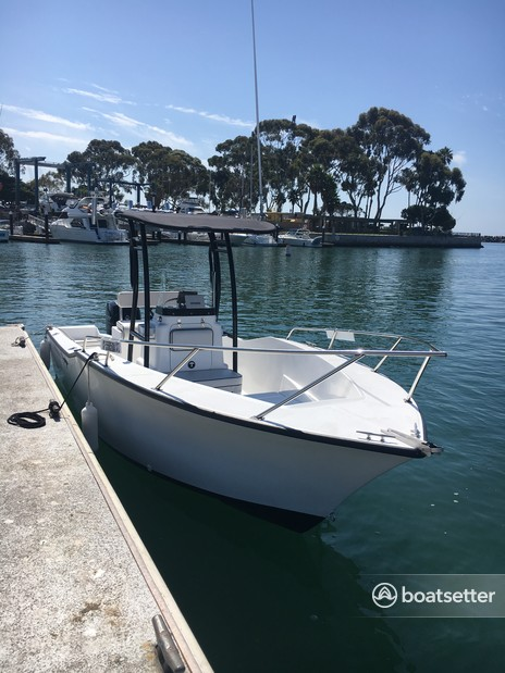 Rent a Thresher center console in San Diego, CA near me